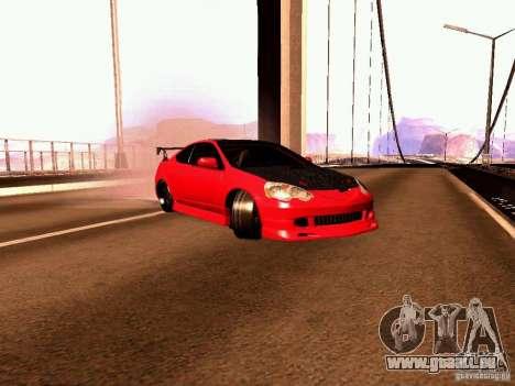 Acura RSX Drift pour GTA San Andreas