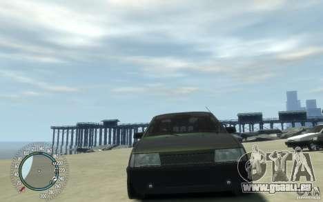 VAZ 21099 Duplet für GTA 4 rechte Ansicht