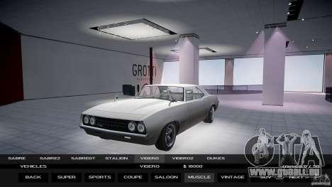 Automesse 1.0.0 für GTA 4 dritte Screenshot