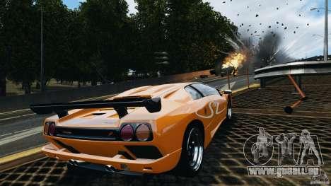 CarRocket pour GTA 4 secondes d'écran