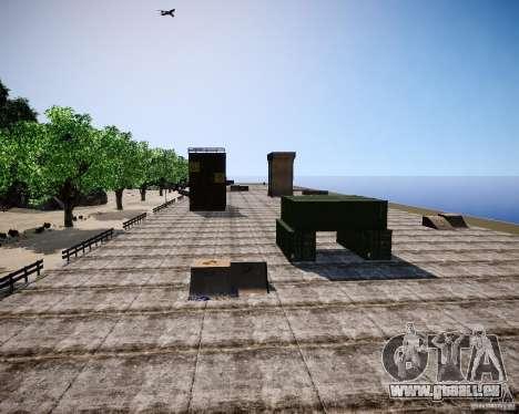 LC Crash Test Center für GTA 4 sechsten Screenshot