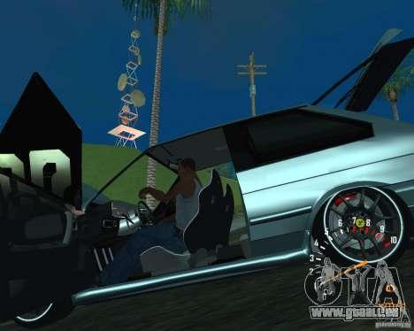 VAZ 2113 Ferarri pour GTA San Andreas vue de droite