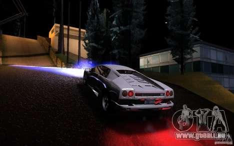 ENBSeries by Gasilovo v3 pour GTA San Andreas troisième écran