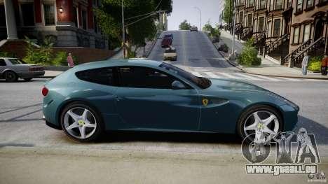 Ferrari FF 2012 für GTA 4 Seitenansicht