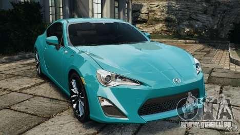 Scion FR-S für GTA 4