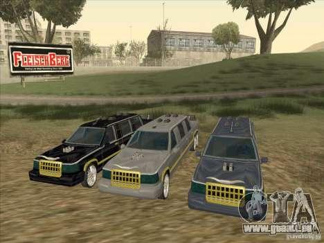 Limousine pour GTA San Andreas