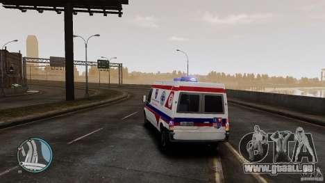 Ford Transit Ambulance für GTA 4 rechte Ansicht