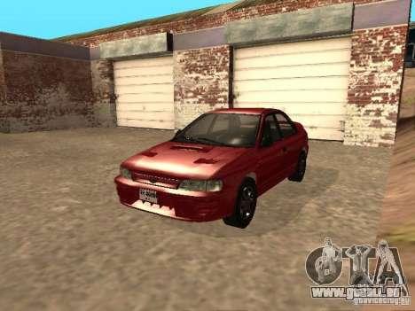 Subaru Impreza WRX STI 1995 pour GTA San Andreas