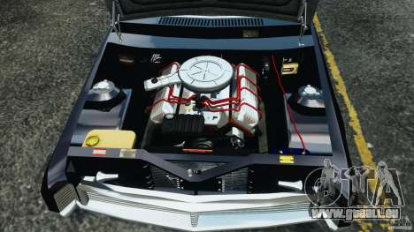 Buick Riviera 1966 v1.0 pour GTA 4 est une vue de dessous