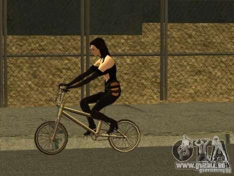 Girls from ME 3 für GTA San Andreas achten Screenshot