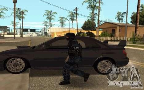 Alternative urban pour GTA San Andreas cinquième écran