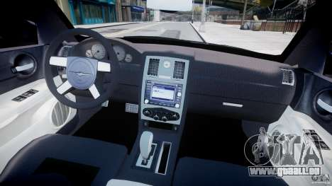 Chrysler 300C SRT8 Tuning pour GTA 4 est un droit