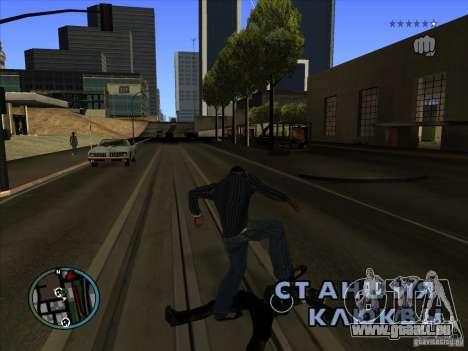 GTA IV TARGET SYSTEM 3.2 für GTA San Andreas her Screenshot