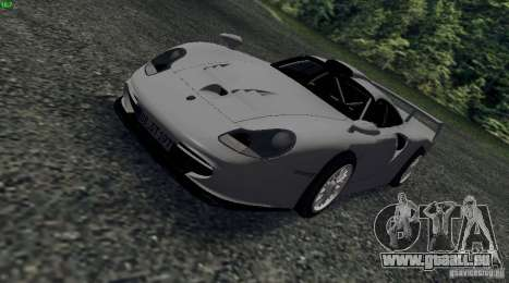 Porsche 911 GT1 Evolution Strassen Version 1997 pour GTA San Andreas