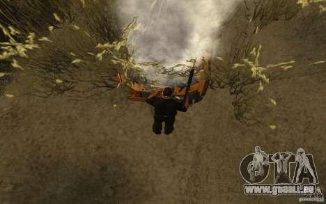 Fix Auto comme dans Mafia 2 (v1.2) pour GTA San Andreas deuxième écran