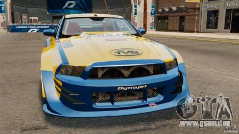 Ford Mustang 2010 GT1 pour GTA 4