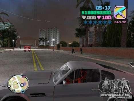 Deadpool für GTA Vice City dritte Screenshot