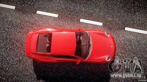 Porsche 911 Turbo V3 (final) pour GTA 4 est un côté