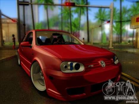 Volkswagen Golf Street für GTA San Andreas
