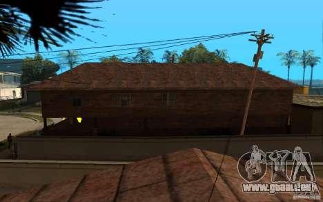 S.T.A.L.K.E.R House pour GTA San Andreas troisième écran
