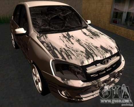 Lada Grant für GTA San Andreas obere Ansicht