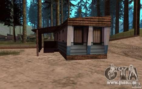 Nouvelle ville de remorque pour GTA San Andreas troisième écran