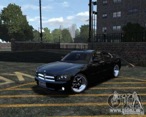 Dodge Charger RT 2006 für GTA 4