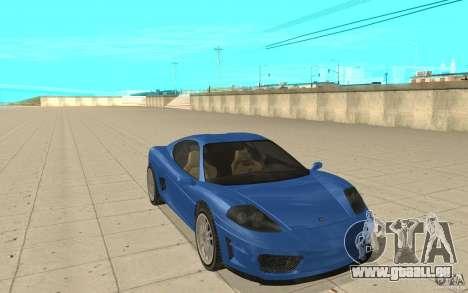 Turismo von GTA 4 für GTA San Andreas