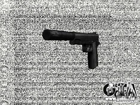 New Weapons Pack pour GTA San Andreas onzième écran