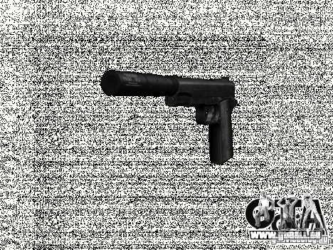 New Weapons Pack für GTA San Andreas elften Screenshot