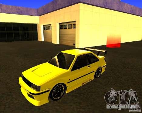 GTA VI Futo GT custom pour GTA San Andreas