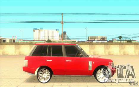 Arfy Wheel Pack 2 für GTA San Andreas zweiten Screenshot