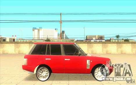 Arfy Wheel Pack 2 für GTA San Andreas zweiten Screenshot