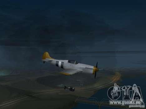 Bombes pour avions pour GTA San Andreas