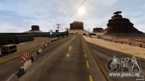 Ambush Canyon für GTA 4 weiter Screenshot