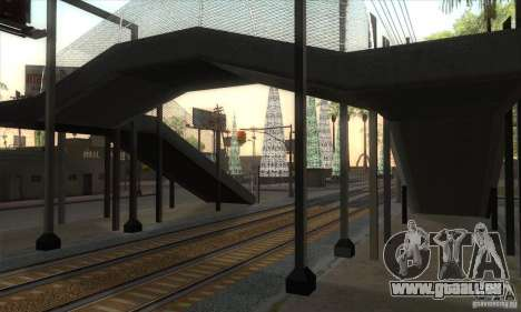 Russian Rail v2.0 für GTA San Andreas sechsten Screenshot