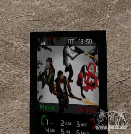 Nouveaux thèmes pour votre téléphone pour GTA 4 onzième écran