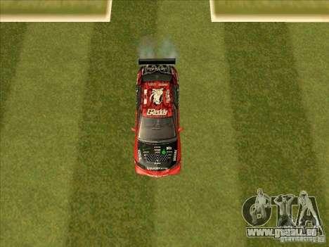 Mitsubishi Evo 9 Touge Union für GTA San Andreas Innenansicht