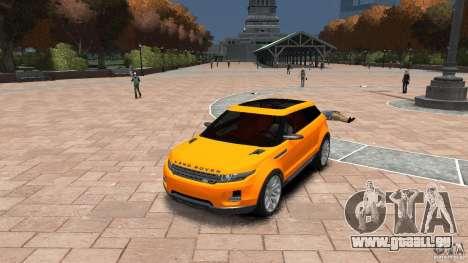 Range Rover LRX 2010 pour GTA 4