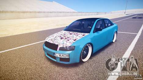 Audi S4 Custom pour GTA 4