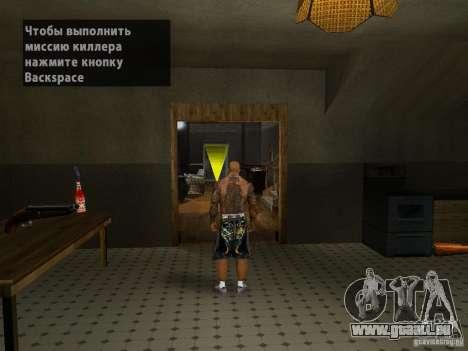 Killer Mod pour GTA San Andreas