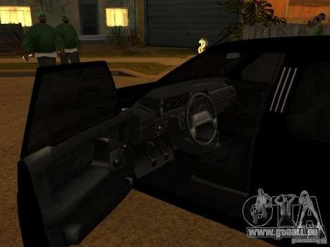 VAZ 21099 Limousine pour GTA San Andreas vue de droite