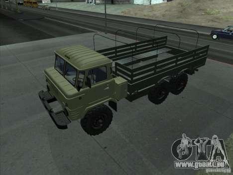 GAS 34 für GTA San Andreas rechten Ansicht