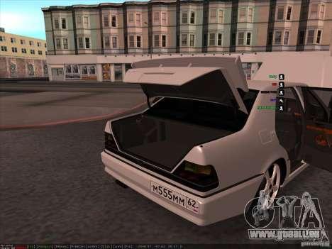 Mercedes-Benz 600SEL AMG 1993 für GTA San Andreas Unteransicht