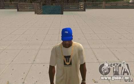 Intel Cap pour GTA San Andreas deuxième écran