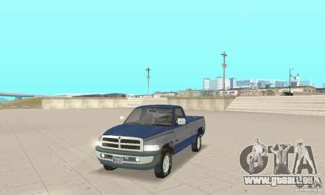 Dodge Ram 2500 1994 pour GTA San Andreas
