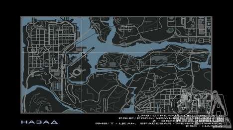 HUD by Neo40131 pour GTA San Andreas sixième écran