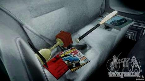 Nissan 240sx Toyo Kawabata für GTA 4 Rückansicht