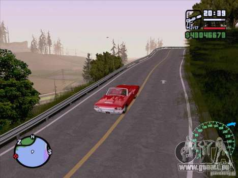 ENB Series v1.5 Realistic für GTA San Andreas neunten Screenshot