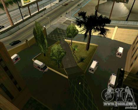 Priparkovanyj Transport V 3,0-Final für GTA San Andreas achten Screenshot